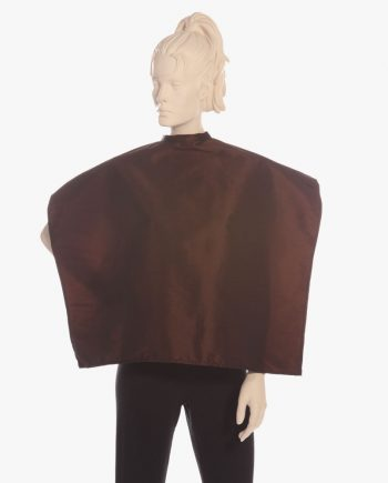 Best collection of kids salon capes comb out in brown color