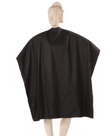 white salon cape, hair salon capes wholesale, shine design capes, waterproof salon capes
