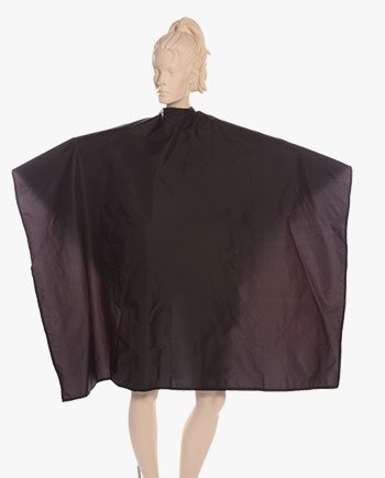 hair cutting capes with designs, custom salon cape, salon chemical capes