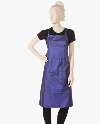 Modern and stylish bib aprons sale at salonwear
