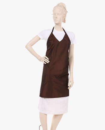 best selling V-Neck Apron with Two Pockets