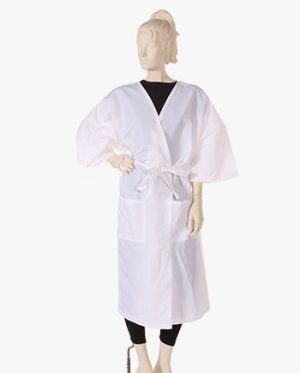 Luxury hairdressing gowns, personalized hairdressing salon gowns