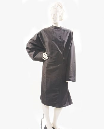 salon Sleeved Cape and gowns for clients, luxury hairdressing gowns, hairdressing Sleeved Capes Gowns