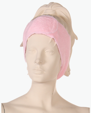 terry cloth headband spa, terry spa headband, Wide headbands terry-cloth