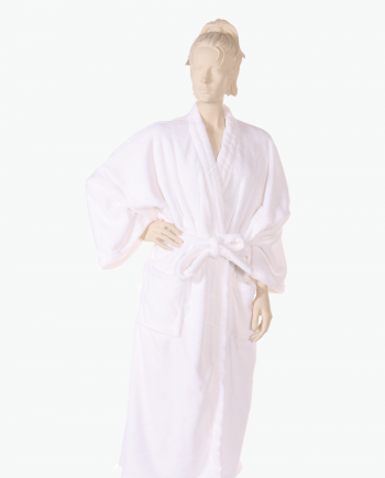 cotton waffle weave robe, spa robes for sale, white robes for sale, white terry robe, luxury robes for him