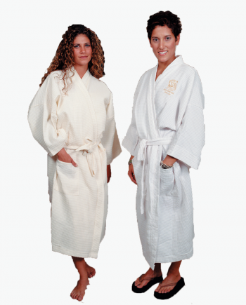 Luxury spa robes, luxury womens spa robe, best luxury robes for hotel and spa