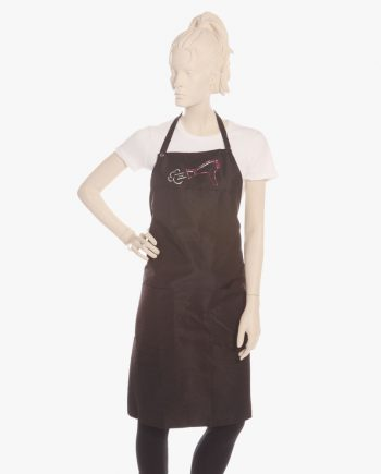 aprons with blow dryers salons use