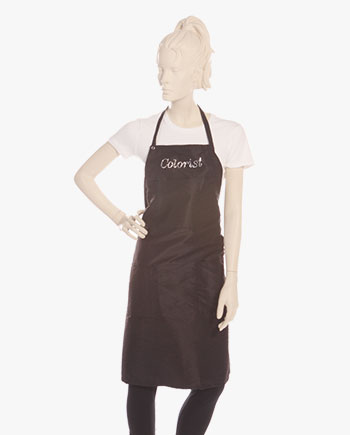 hair stylist color aprons, hair color apron, hair colorist apron