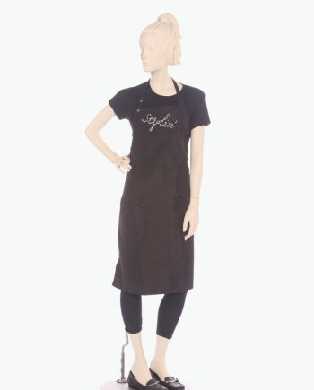 Buy stylist bib apron with price design and size